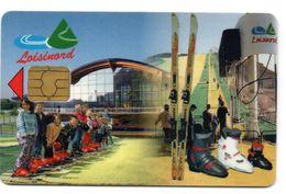 """Ancienne Carte à Puce Passeport """" LOISINORD"""" / Noeux-les-Mines  (Voir Photos Recto/verso Et Description) - Otros"""