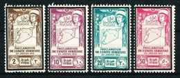 Siria (Francesa) Nº A-101/4** Cat.14,95€ - Syrie (1919-1945)