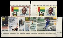 1976, Guinea Bissau, 358-59 U.a., ** - Guinea-Bissau