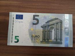 New Lagarde UNC 5 Euro N020I1/NC - EURO