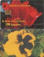 TARJETA TELEFONICA DE ALBANIA. 08.99 (014) - Albania