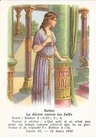 Esther - Le Décret Contre Les Juifs - Devotion Images