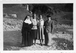 CIRQUE DE GAVARNIE 1949  PHOTO ORIGINALE 9 X 6.50 CM - Orte