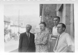 THIEZAC CANTAL 1947  PHOTO ORIGINALE 9 X 6.50 CM - Orte