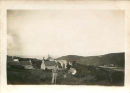 YAUDET PLOULEC'H 1934 PHOTO ORIGINALE 9 X 6.50 CM - Orte