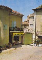 (4)  VINSOBRES - Epicerie Banania - France