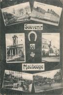 Ansichtskarte Maubeuge Hufeisen, Stadtansichten Ua. Straßen 1915  - Non Classés
