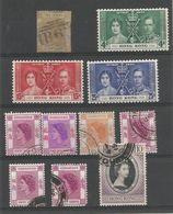 11 Old Stamps  HONGKONG - Hong Kong (...-1997)
