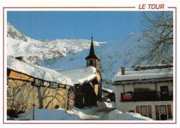 74-LE TOUR-N° 4392-D/0133 - Sonstige Gemeinden