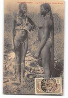 CPA Congo Français Collection J. Audema Femme Boubous Riviere Mobaye - Scarification - Congo Français - Autres
