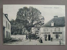 CPA - Tinqueux (51) - Vue Commerce - Francia