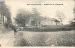 Belgique - Braine-l'-Alleud - Bois-Seigneur-Isaac - Maisonnette Du Bois-Planté - Braine-l'Alleud