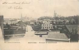 Belgique - Antoing - Ecluse Et Panorama - Antoing