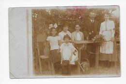 Kinderen Uit Hongarije     Oude Fotokaart - To Identify