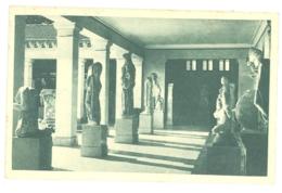 CPA ALGERIE - CHERCHELL - Intérieur Du Musée - Pub Pour Les Fêtes Du Centenaire De L'Algérie En 1930 - Algérie