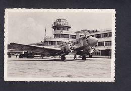 Vente Immediate Port Aerien Du Bourget Dugny (93) Avion Bloch 220 De La Compagnie Air France ( Aviation Aeroport Airport - Le Bourget