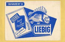 BUVARD : Soupe De Poisson LIEBIG  N°8 - Minestre & Sughi