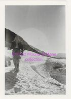 FURKA 1953 SUR LA NEIGE - PHOTO - Orte