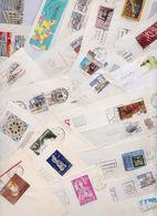 PORTUGAL - Beau Lot Varié De 288 Enveloppes Commerciales Timbrées Timbres Publicité Correos Lettres Covers Stamps Timbre - Marcophilie