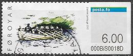 Féroé - Distributeur  Y&T N° 9 - Oblitéré - Faroe Islands