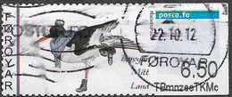 Féroé - Distributeur  Y&T N° 18 - Oblitéré - Faroe Islands