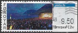 Féroé - Distributeur  Y&T N° 33 - Oblitéré - Faroe Islands