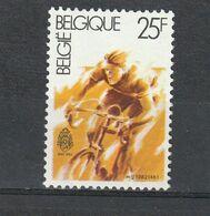 Belgique Oblitéré  1982  N° 2040  Sport.  Coureur Cycliste - Used Stamps