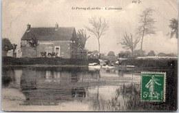 78 LE PERRAY - L'abreuvoir. - Le Perray En Yvelines
