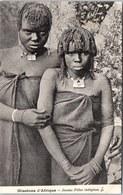 AFRIQUE - Missions - Jeunes Filles Indigènes - Postales