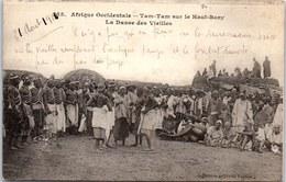 AFRIQUE - Tam Tam Sur Le Haut Bany, Danse Des Vieilles - Postales