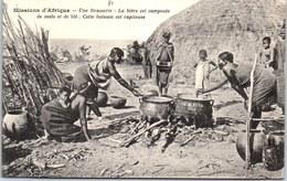 AFRIQUE - Une Brasserie, Bière De Blé Et Mais - Postales