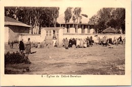 ETHIOPIE - église De Débré Berehan - Ethiopie