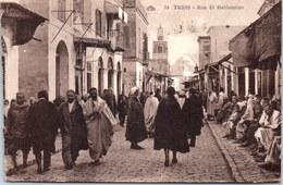 TUNISIE - TUNIS - Rue El Halfaouine - Tunisie