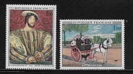 FRANCE  ( FR6 - 283 )  1967  N° YVERT ET TELLIER  N° 1517/1518   N** - France