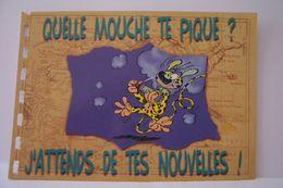 MARSUPILAMI   -  Quelle Mouche Te Pique ? - Bandes Dessinées