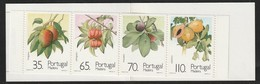 Madère - N° 156/9a ** (1991) Fruits - CARNET - - Madeira