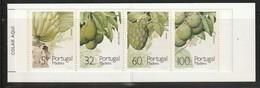 Madère - N° 142/5a ** (1990) Fruits - CARNET - - Madeira