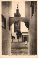 Casablanca, Grande Mosquée Dans La Ville Nouvelle.  Marruecos // Maroc - Maroc