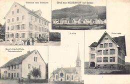 Neuenhof B. Baden  5 Bild Gasthaus Zum Posthorn Kutsche - AG Argovie