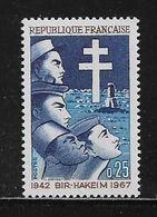 FRANCE  ( FR6 - 305 )  1967  N° YVERT ET TELLIER  N° 1532   N** - Nuevos