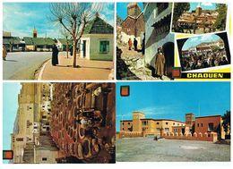 2029-616  10cp  Azrou-chaouen-fez-ouarzazate-rabat-safi-tiznit-tinerhir-fantazia-tafraout-  Vente Retirée Le 02-08 - Maroc