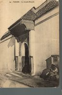 Tanger, La Grande Mosquée.  Marruecos // Maroc - Maroc