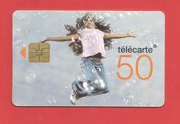 TELECARTE 50 U TIRAGE 10 000 000 EX - Francia