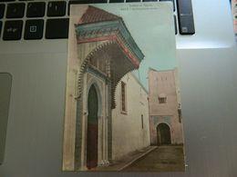 SCENES ET TYPES        SALE     ARCHITECTURE ARABE - Maroc