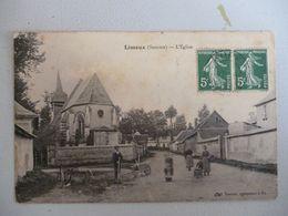Limeux   L église - Other Municipalities