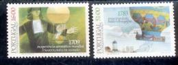 1612 - 1613 Luftfahrt MNH ** Postfrisch - 1910-... Republik