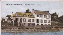 56 / ILE AUX MOINES / HOTEL RESTAURANT A LA BRISE - Ile Aux Moines