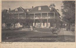 PHOENIX , Arizona , 1906 ; Indian School , Girl's Dorm - Native Americans