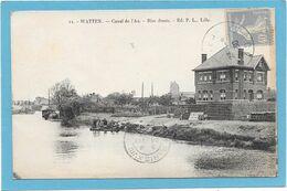 59 WATTEN - Canal De L'Aa - Rive Droite - Sonstige Gemeinden
