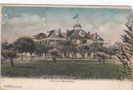 PHOENIX , Arizona , 1906 ; Indian School , Boy's Dorm - Native Americans